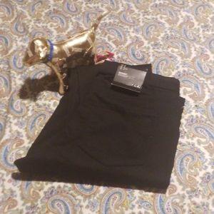 WOMENS H&M SKINNY SUPER STRETCH BLACK PANTS S.12